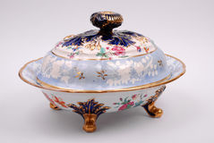 Antique Tureen Royalty Free Stock Image