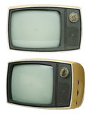 Antique TV Stock Image