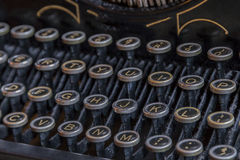 antique type writer Στοκ Εικόνες