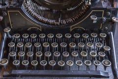 antique type writer Στοκ φωτογραφία με δικαίωμα ελεύθερης χρήσης