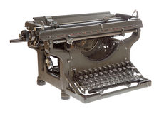 An Antique Typewriter Royalty Free Stock Photography