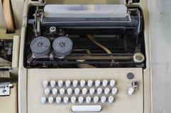 Antique  typewriter Royalty Free Stock Photography