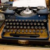 Antique typewriter Stock Image