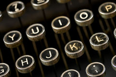 Antique Typewriter Remington Stock Images