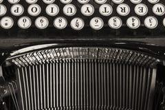 Antique Typewriter Stock Photos