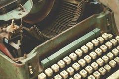 Antique Typewriter Royalty Free Stock Images