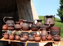 Antique utensils Stock Photo