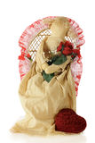 Antique Valentine Royalty Free Stock Image