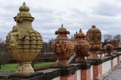 Antique vases Stock Images