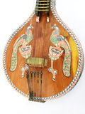 Antique veena, indian ethnic music Stock Images