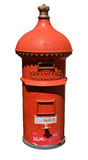 Antique Victorian Australia Post Mail Box Stock Photos