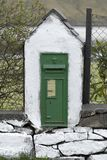 Antique Victorian mail box Royalty Free Stock Photography