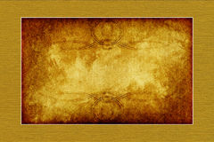 Antique victorian style  paper Royalty Free Stock Image