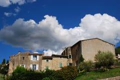 Bonnieux village, France Stock Photography