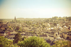 Antique Village Royalty Free Stock Images