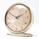 Antique Vintage clock alarm Royalty Free Stock Photography