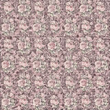 Antique vintage flower wallpaper Royalty Free Stock Photo