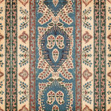 Antique Vintage paisley indian background Royalty Free Stock Photography