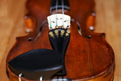 Antique violin Stock Photos