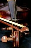 Antique violin Stock Image