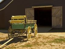 Antique Wagon stock images
