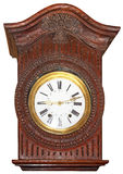 Antique wall clock Royalty Free Stock Image