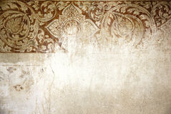 Antique wall Stock Photography