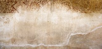 Antique wall Royalty Free Stock Photos