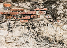 An antique wall Stock Photo