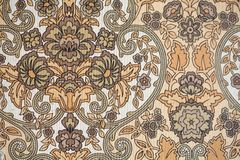 Antique Wallpaper Stock Photos
