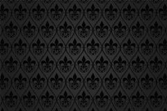 Antique wallpaper Royalty Free Stock Image
