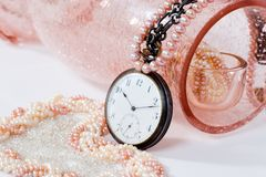 Antique watch Royalty Free Stock Image