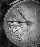 Antique watch  dial , abstract background . stock photos