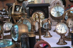 Antique watches Royalty Free Stock Photography