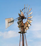 Antique Windmill Stock Photography