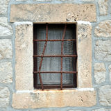 Antique window Stock Photography