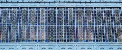 Antique window Stock Photography