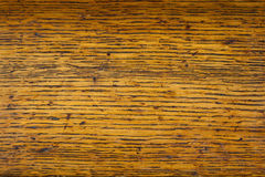 Antique Wood Background. Close-up of wood texture on an antique table Stock Photos