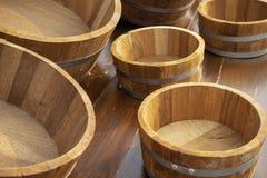 Antique wood bucket photo image royalty free stock image