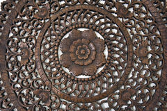 Antique Wood Carving Stock Photos