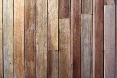 Antique wood wall Royalty Free Stock Photo