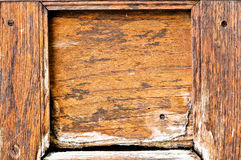 Antique wooden. Stock Photography