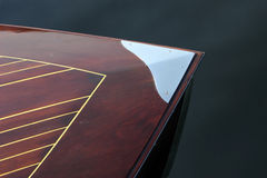 Free Antique Wooden Boat Detail Stock Images - 7339144