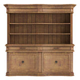Antique wooden cabinet Royalty Free Stock Images