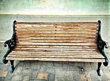 Antique Wooden Chair Stock Images