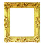 Antique Wooden Frame Stock Photo