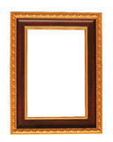 Antique Wooden Frame Stock Photography
