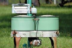 Antique wringer washer Royalty Free Stock Images