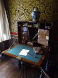 Antique Writing Desk Stock Image