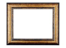 Antiqued picture frame Stock Photo